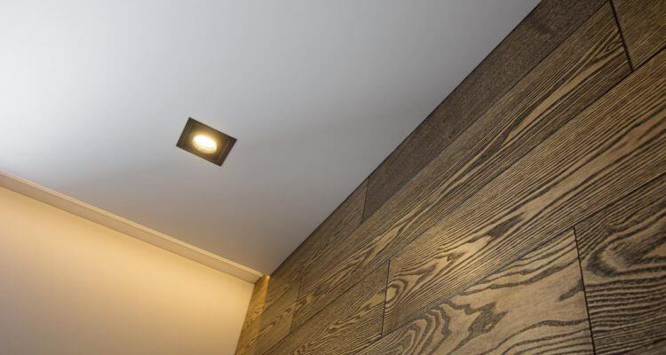 Бесщелевые натяжные потолки в Рязани